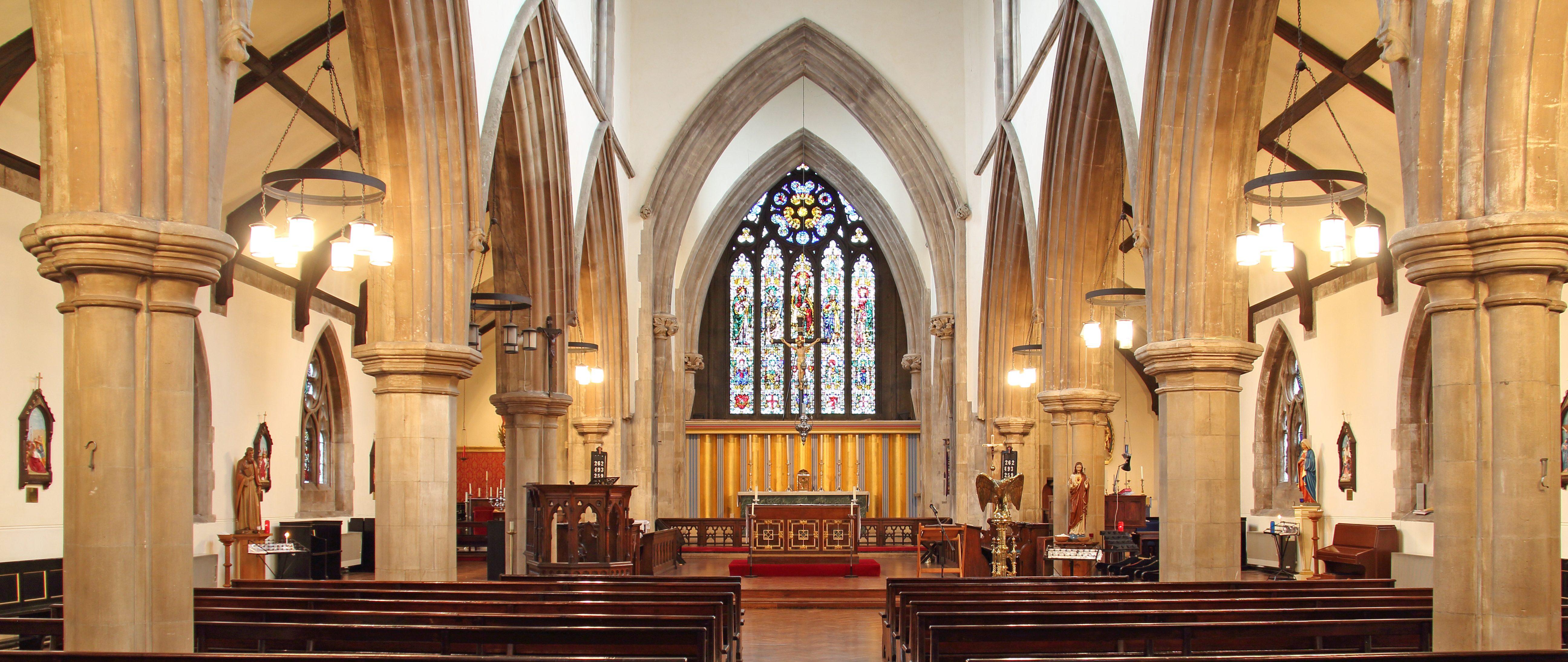 Christ in Stoke Newington N16